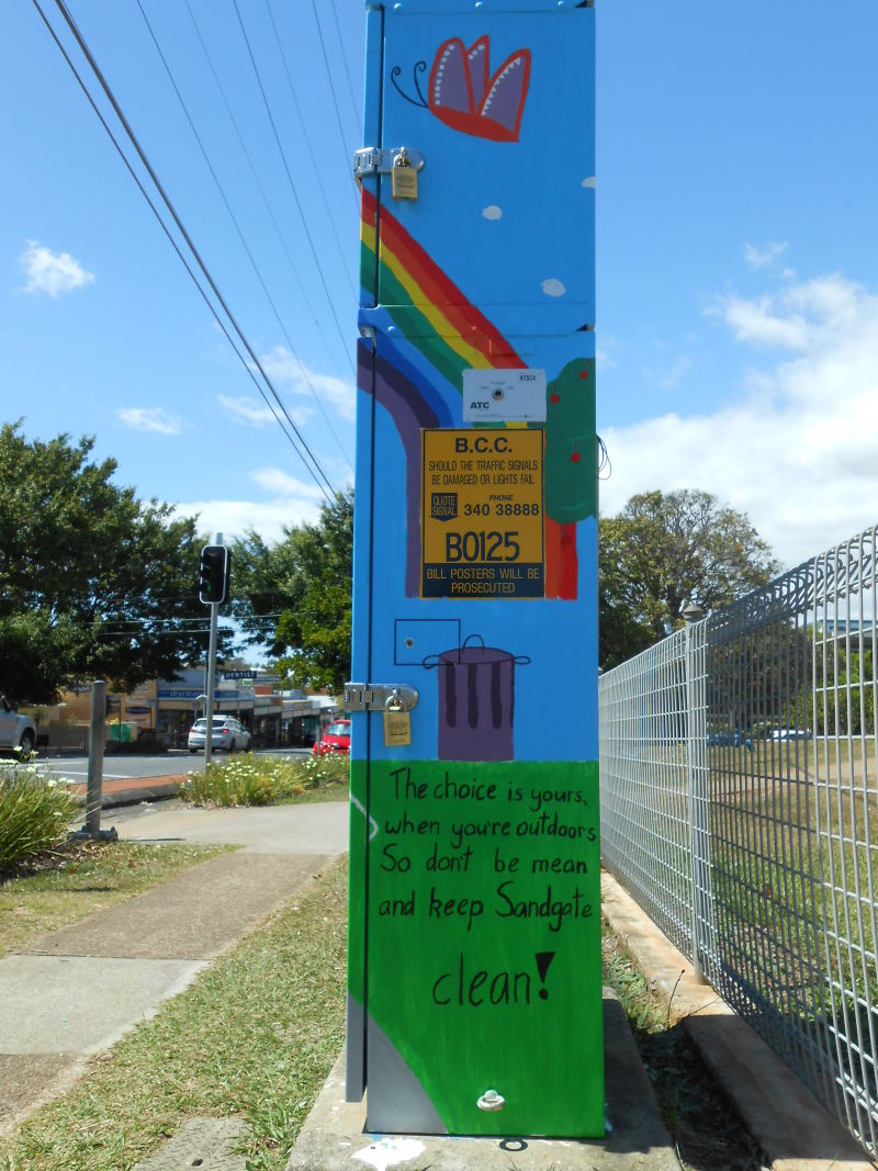 Rainbow by Lucy Winton - Urban Smart Projects